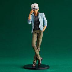 Detective Conan Hattori Heiji PVC Figure starts preorder! View more #DetectiveConan items here: http://www.blacknovatoys.com/detective-conan-hattori-heiji-pre-painted-pvc-figure.html