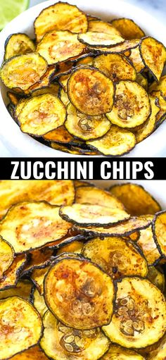 Chili Lime Zucchini Chips Recipe {Oven Baked} - light and healthier delicious snack. Perfect for football season. Yummy Healthy Snacks, Easy Healthy Recipes, Vegetarian Recipes, Whole30 Recipes, Vegan Snacks, Healthy Food, Yummy Food, Top Recipes, Apple Recipes