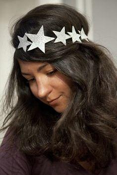 Star head band