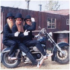 Oude ZZ Top albums,the classics