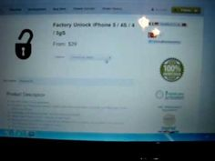 How to Unlock AT iPhone 5 or 4S via IMEI Service