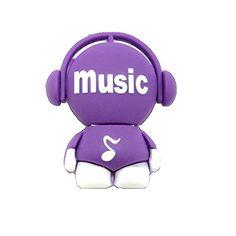 Silicone Cartoon Music Human 16GB USB Flash Drive Ornaments Pendant Memory Stick (Purple) WECODO http://www.amazon.com/dp/B013LAWG0M/ref=cm_sw_r_pi_dp_lmbYvb0XESDE8