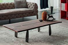 Panama Designer Coffee Table by Philip Jackson for Cattelan Italia