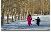 Kids having winter fun in Calgary. Winter Fun, Calgary, Snow, Spaces, Kids, Travel, Outdoor, Young Children, Outdoors