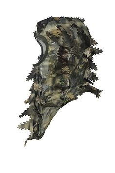 This North Mountain Gear full cover leafy face mask is great addition to our Ambush HD Camouflage Leafy Ghillie Hunting Suit. Keep your head fully concealed while hunting....