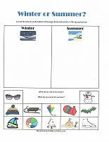 Fun (and free) cut and paste activities. Try winter or summer, fruit or vegetable, or farm or zoo.