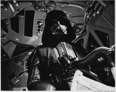 Darth Vader - TIE Fighter Cockpit