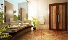 Banheiros Sofisticados decorados