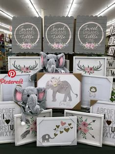 How to Decorate Your Child's Bedroom in an Elephant Theme Elephant Themed Nursery, Baby Girl Elephant, Baby Girl Nursery Themes, Baby Room Decor, Nursery Ideas, Room Ideas, Baby Bedroom, Nursery Room, Baby Elefant