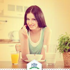 Aprovecha esta época de primavera/verano para reintroducir alimentos frescos en tu dieta. #MamáEnEquilibrio