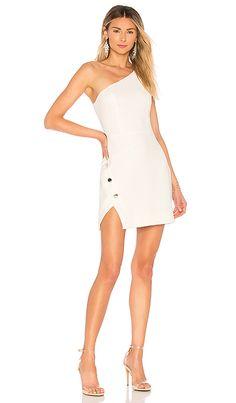 NBD Aldon Mini Dress in Ivory | REVOLVE