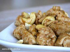 Gluten Free Cashew Chicken
