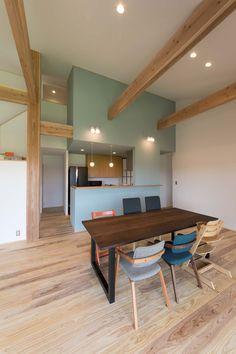 Japanese Architecture, Corner Desk, Conference Room, Table, Furniture, Home Decor, Corner Table, Decoration Home, Room Decor