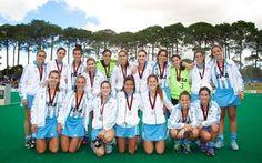 Las Leonas 0 - Australia 3