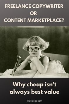 Cheap blog writing services are super tempting, but are they really better than hiring a professional copywriter? #copywriting #contentmarketing #freelancecopywriter #copywriter Marketing Goals, Content Marketing, Social Media Marketing, Business Advice, Business Website, Social Media Updates, Copywriter, Personal Relationship, Email Campaign