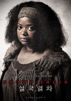 Nine International Character Posters for SNOWPIERCER — GeekTyrant