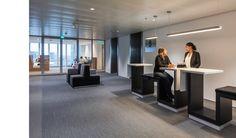 Interior De Rotterdam - Elevator Lobby