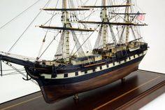 "Ship model ""Isaac Webb""  From http://www.shipmodel.com/"