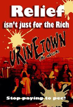 SCVi's UrineTown Poster 3