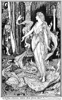 The Silent Princess - H.J. Ford