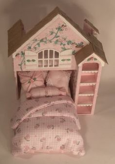 Emilie Playhouse Bed by Twinkling Treasures