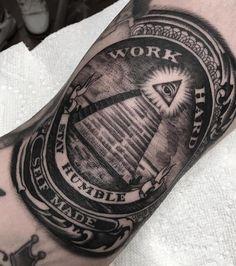 "2,793 Likes, 24 Comments - ⠀⠀⠀⠀⠀⠀⠀⠀TATTOO ARTISTS (@tattoo.artists) on Instagram: ""Work hard, Stay humble, Self made Detailed B&G tattoo art Artist IG: @oscartatt2"""