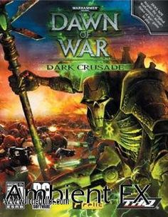 Hi fellow https://www.lonebullet.com/mods/download-ambient-fx-warhammer-40000-dawn-of-war-dark-crusade-mod-free-30598.htm fan! You can download Ambient FX mod for free from LoneBullet -  which has links for resume support so you can download on slow internet like me