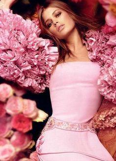 Valentino Spring 2006 | Doutzen Kroes | Steven Meisel