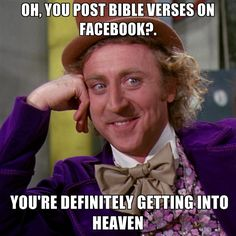 7 Heaven's In The Bible | ... Post Bible Verses On Facebook?. YOU'RE DEFINITELY GETTING INTO HEAVEN