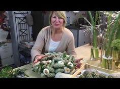 Dekotipps Weihnachten 2015 von Imke Riedebusch. Mein einundzwanzigstes Türchen. - YouTube
