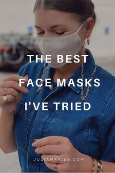 THE BEST LIGHTWEIGHT BREATHABLE FACE MASKS