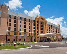 Hampton Inn & Suites Tampa/Northwest-Oldsmar Hotel, FL -  Hotel Exterior