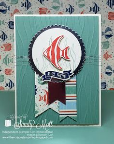 The Scrap n' Stamp Shop: Stampin' Up! SEASIDE SHORE