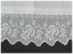 Crochet Borders, Filet Crochet, Crochet Stitches, Viking Tattoo Design, Viking Tattoos, Sunflower Tattoo Design, Chocolate Decorations, Crochet Tablecloth, Lace Making