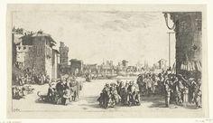 Slavenmarkt, anoniem, 1619 - 1670