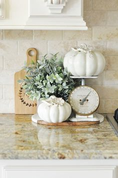 Fall Decor Ideas and Inspiration for Using Neutral Colors