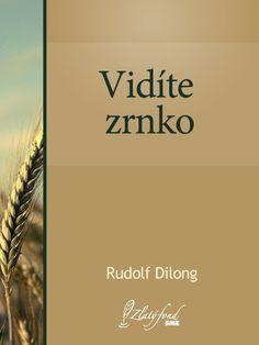 Rudolf Dilong - VIDÍM ZRNKO