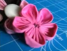 Five Petal Fabric Flowers video