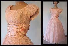 50's party dress.