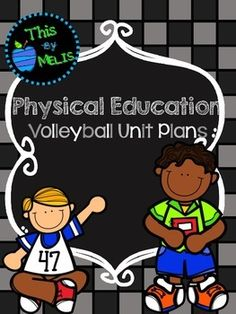 This Volleyball Unit Plan was designed for the Elementary School aged group… Pe Games Elementary, Elementary Education, Pe Lessons, School Lessons, Volleyball, Pe Activities, Physical Activities, Health And Physical Education, Pe Teachers