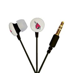 AudioSpice Ignite In-Ear Headphones - Ball State University Cardinals