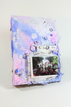 altered idea-ology covers are perfect for any number of book types- journals, binders, etc.  http://thefarpavilion.com/2016/02/02/idea-ologycovers/