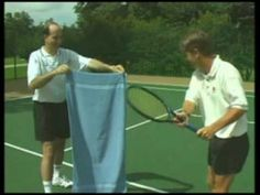 Intro and Samples of Creative Tennis Drills (Part 1) - YouTube