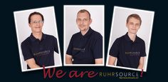 We are RUHRSOURCE!