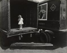 Harry Callahan, Barbara, Chicago, 1953