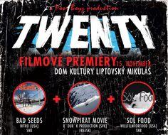 Filmové premiéry FRSK/SNB v Liptovskom Mikuláši 15. november