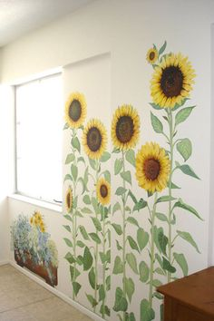Handpainted fabric, furniture, floorcloths, pillows, ceramics, murals