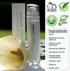 This product is not like any other anti-wrinkle cream I have ever tried! Noticeable & immediate results.