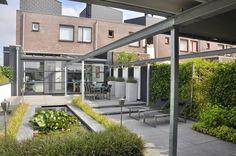 Moderne stadstuin - Apola Groenprojecten