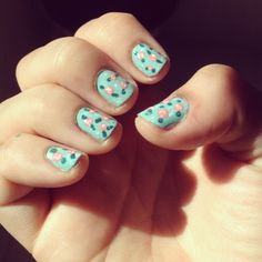 lovely Vintage Nails, You Nailed It